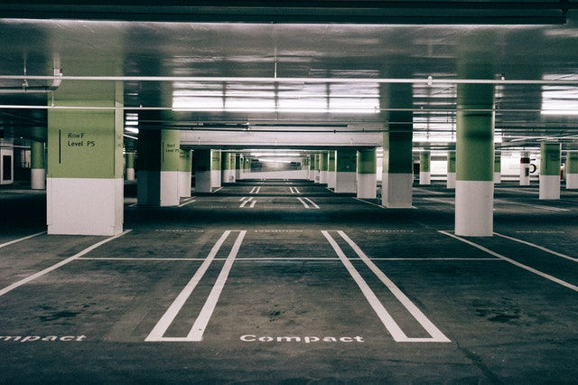 幕張メッセフリマ 2019 駐車場