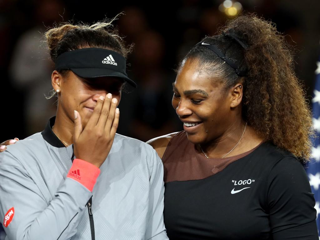 全米オープンテニス2019女子 暴言騒動、涙の終結とは?