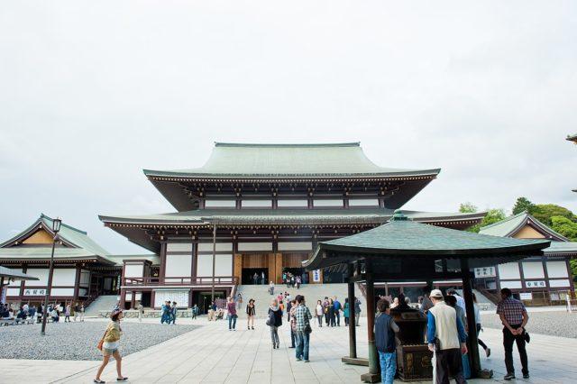 成田山初詣人数