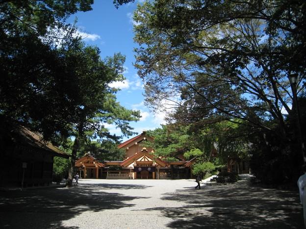 熱田神宮初詣屋台